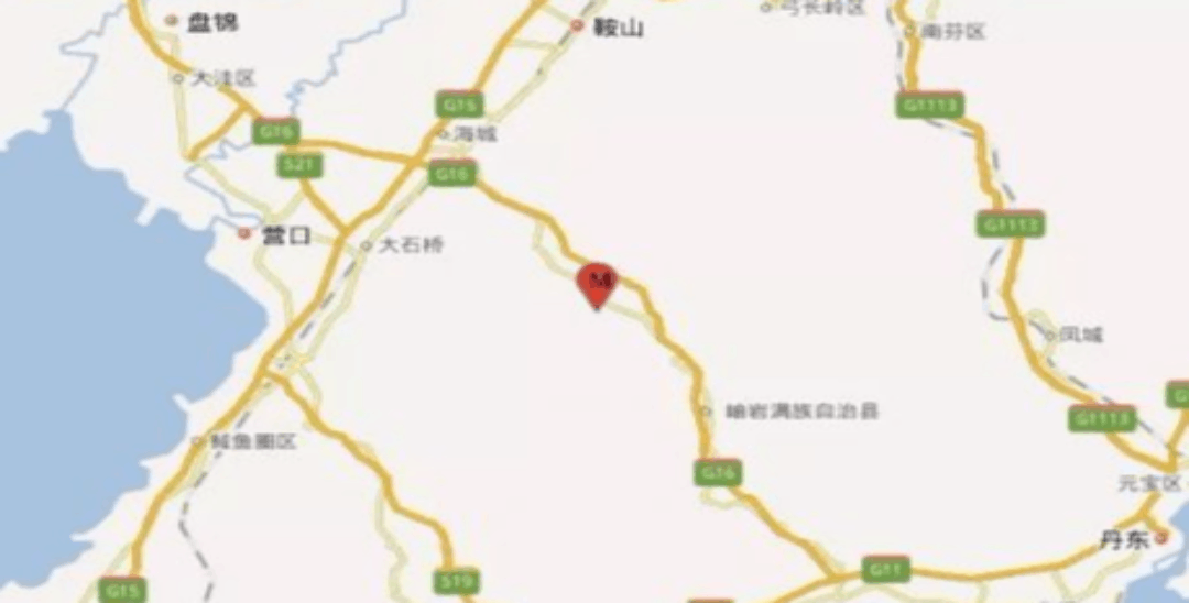 辽宁鞍山海城市发生4.4级地震 辽宁多地有震感