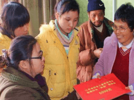 邯郸市贫困妇女儿童系列救助活动启动