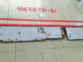 顾客在嘉诚家具广场摔倒骨折 商家至今未有任何赔偿