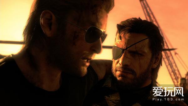 03:MGSV中被救出的米勒教官,最终在PS版MGS影子摩西事件开始前,被成年后的液体蛇所杀