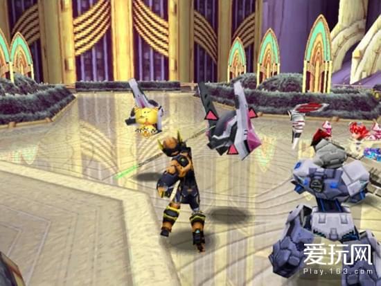 游戏史上的今天:多点开花《梦幻之星ZERO》