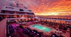 奢侈享受 最受欢迎的12艘邮轮