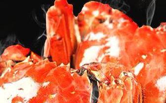 清蒸大闸蟹 享受一个人的吃喝生活!