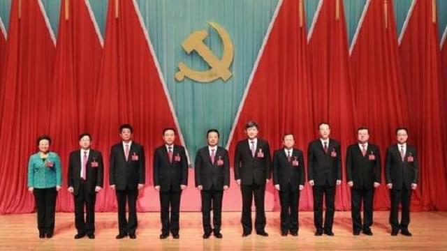 杨慧当选沧州市委书记 梅世彤、宋仁堂当选市委副书记