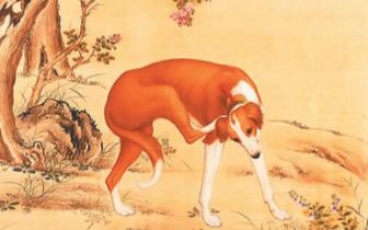 台北故宫展出《十骏犬》 助兴戊戌新春