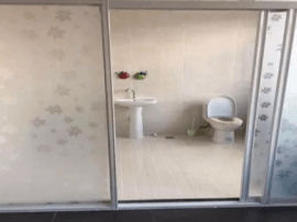 """于家村进行""""厕所革命"""" 201户村民使上水洗厕"""