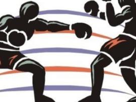 山西省运会男子拳击赛运城市代表队斩获两金