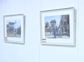 书画摄影民间艺术作品展 聚焦太原新农村