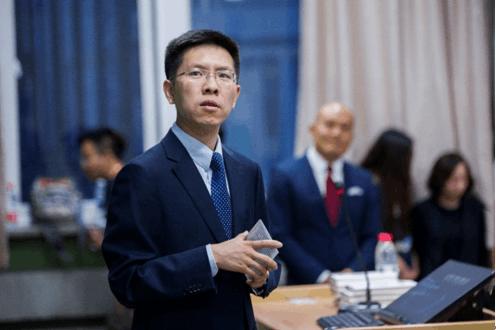 启德教育集团留学事业部副总经理 金冉先生