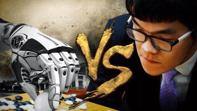 柯洁被打败,但中美人工智能的战争才刚刚开始