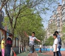 春季运动会