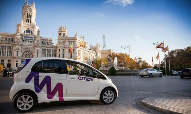 西班牙电动共享汽车发展逐渐成型 冲击私家车需求