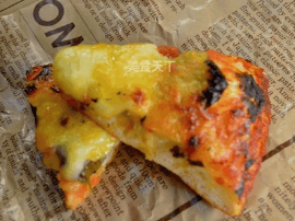 CoCoLc的私菜食谱经 意式罗勒番茄酱披萨