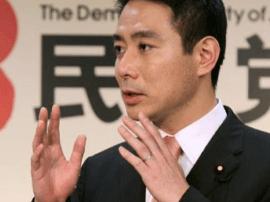 日本民进党代表前原诚司引咎辞职 莲舫或东山再起