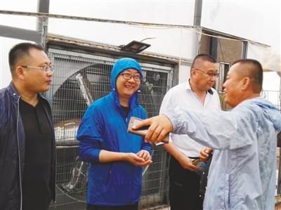 记者内蒙古扶贫驻村调研提出三问