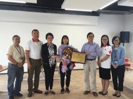 "UIC珠海""80后""大学女老师捐献造血干细胞"