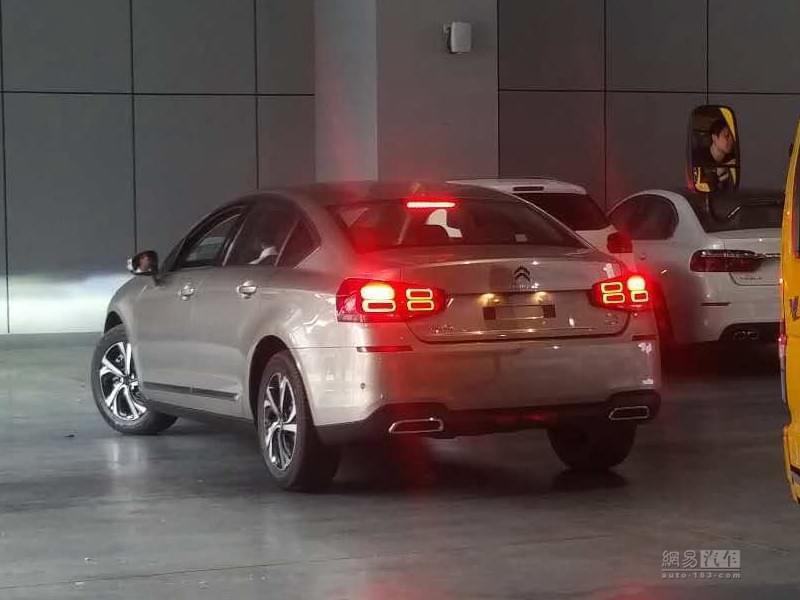 2017上海车展探馆:东风雪铁龙新一代C5