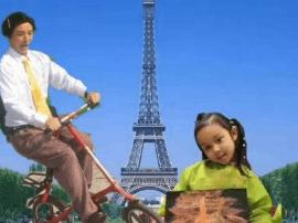 PS高手霸屏贾乃亮微博 让我们送馨爸去埃菲尔铁塔