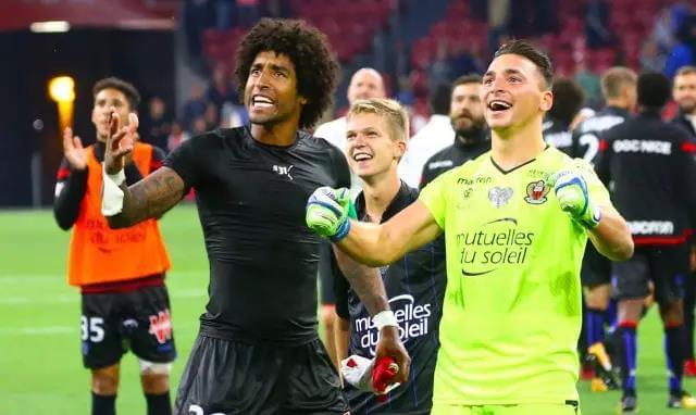 欧冠-尼斯2-2总分3-3阿贾克斯 客场进球多进附加赛