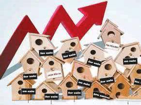 二手房交易放量增长