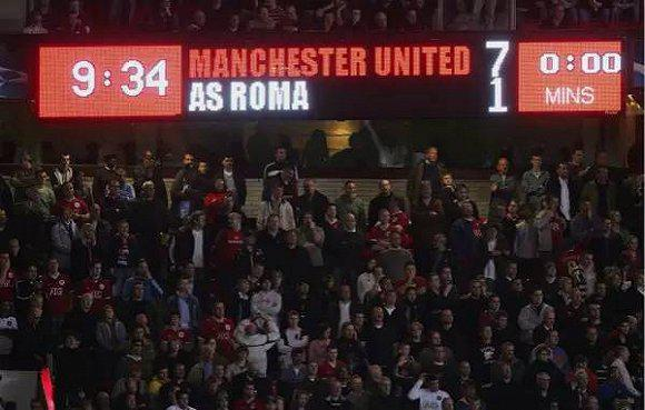 罗马时隔10年再进欧冠八强 魔鬼主场4战3胜0失球
