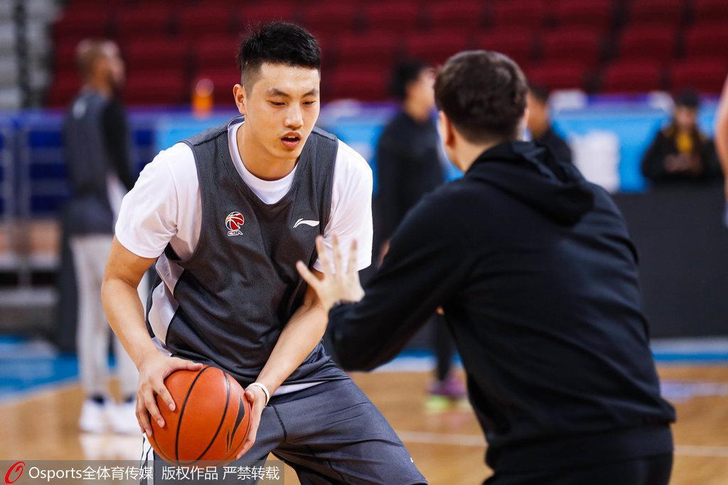 翟晓川:北京辽宁各有优缺点 会用团队力量去抗衡