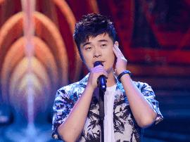 陈赫《跨界歌王》暖心献歌粉丝晋级总决赛