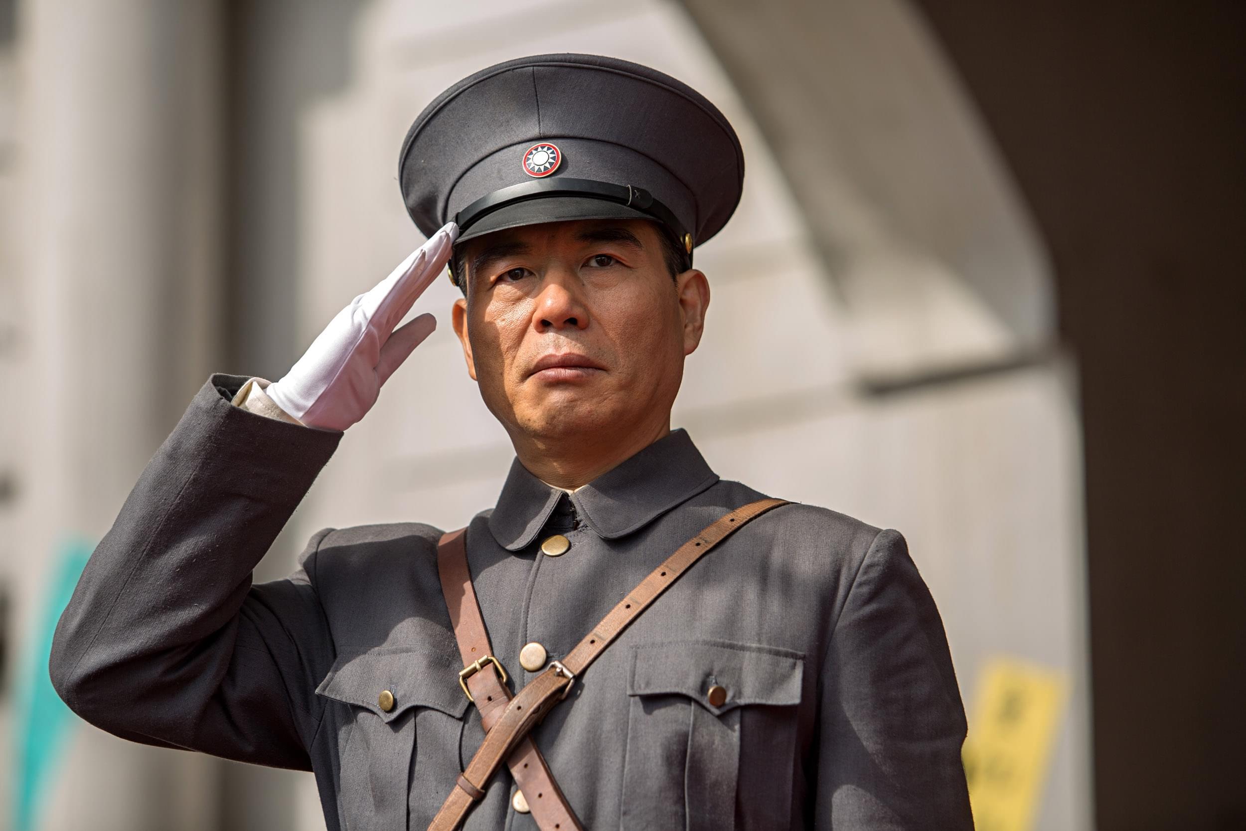 """周惠林:爱国情怀与生俱来为""""朱德""""拼尽全力"""
