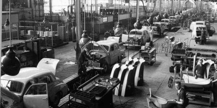 通用周五关闭最后工厂 澳大利亚再无汽车制造业