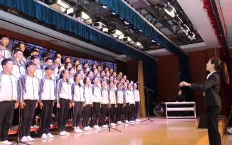 平度市高级技工学校首届校园文化艺术节开幕啦!