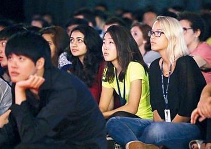 """外国人眼中的中国留学生:东方的""""神秘力量"""""""