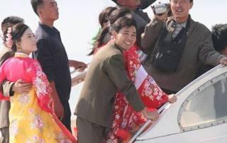 辽宁鸭绿江那头是朝鲜