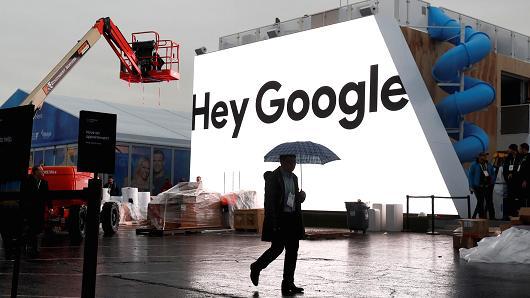 传谷歌在云平台开发区块链有关技术 招架创企竞争