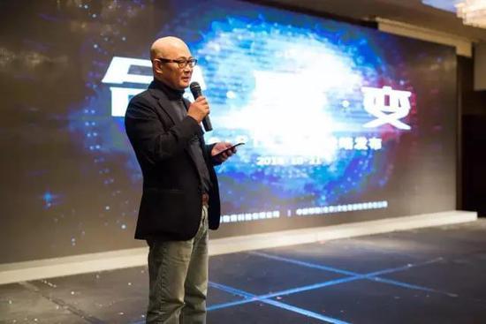 ATA董事长兼CEO/爱赛达课董事长马肖风先生致辞