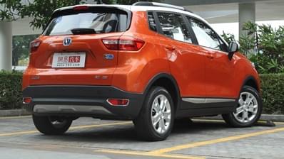 环保SUV才更时尚 长安汽车CS15EV