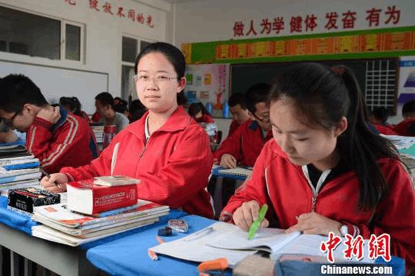 教育部:到2020年全国高中阶段毛入学率均达90%以上