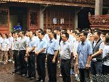 """宁波10支""""海丝·寻踪""""志愿者团队整装待发"""