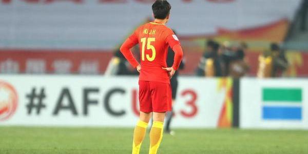 姚均晟破门何超染红 U23国足1-2出局
