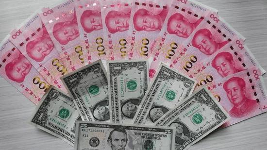 人民币汇率10连降影响有多大?人民币短期冲击来临