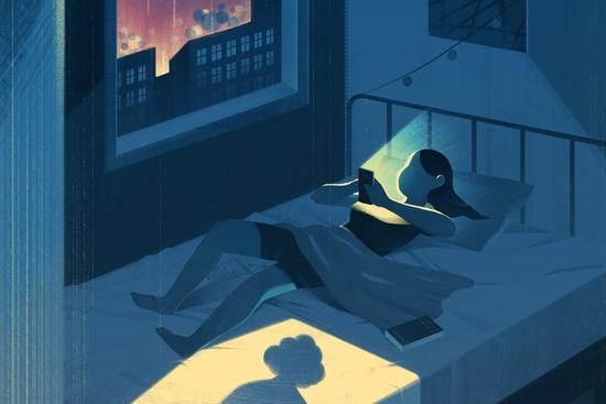 美国抑郁症自杀率上升 智能手机毁了一代人?