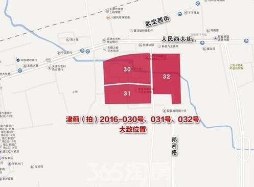 【土拍预告】紧随鸿坤之后,蓟州区新城中心再推地块