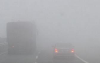 注意!河南多条高速因雾实施交通管制