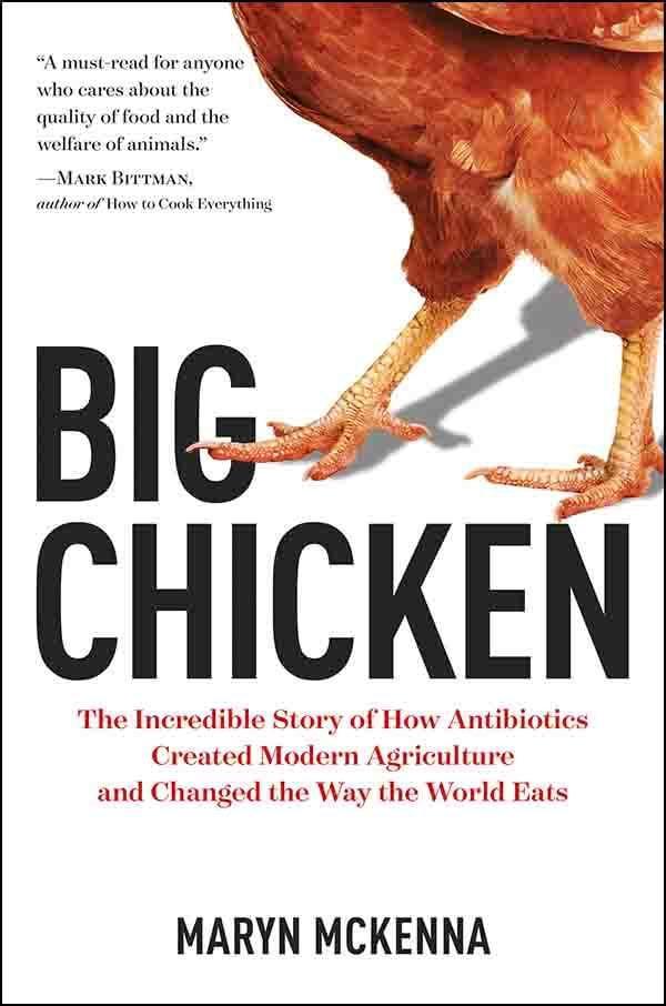 昔日奇迹之药促进小鸡生长:金霉素撬动农业大结构