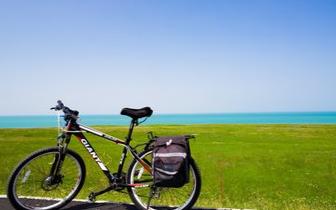 """小伙一个月独自骑行""""逛""""山西 骑程约2200公里"""