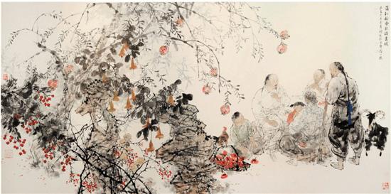 心源抒怀——北京画院作品展