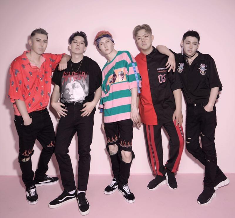 魔法妈妈乐队签约麦高乐传媒 7月将出新专辑