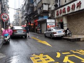 南昌1年增50多条单行道 多出空间为何成收费泊位?