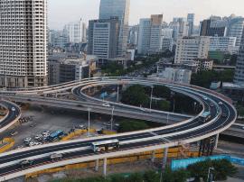 榕城投集团全力攻坚城区治堵项目 让交通快起来