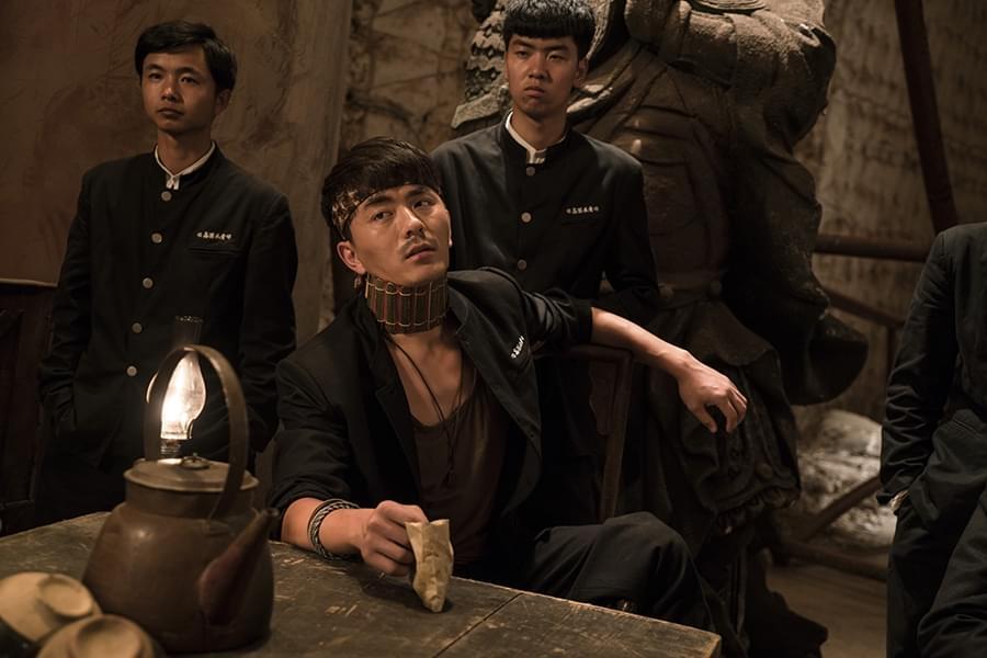 《青禾男高》暑期开画 张宁江以行动诠释兄弟情义