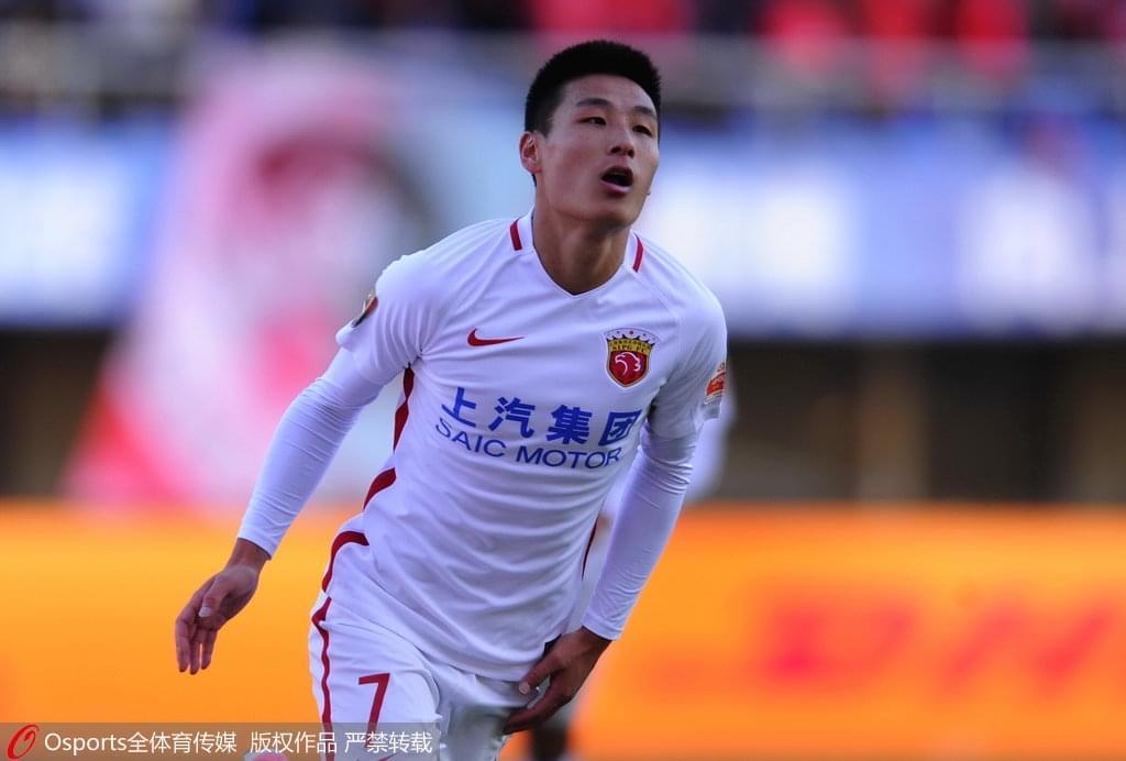 射手榜前17就武磊1个中国人 郜林+于汉超不如他1个